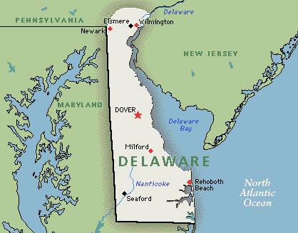 30 Delaware Location In Usa Map on butterflies in delaware, transportation in delaware, zip code map in delaware, usa map in miami,
